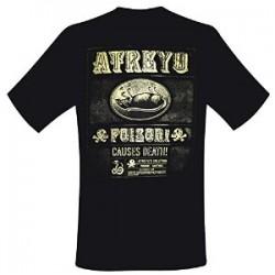 T-Shirt Atreyu poison