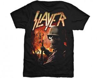 T-Shirt Slayer torch