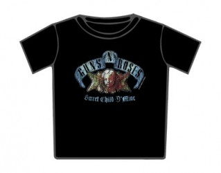 Kinder T-Shirt Guns N Roses cherub