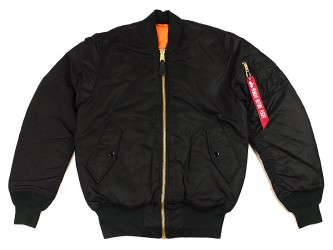 Alpha Industries MA-1 Fliegerjacke black