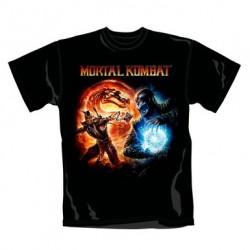 T-Shirt Mortal Kombat cover
