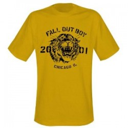 T-Shirt Fall Out Boy tiger