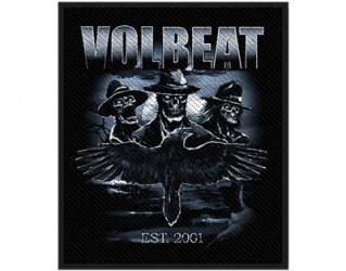 Aufnäher VOLBEAT outlaw