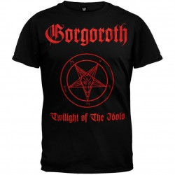 T-Shirt Gorgoroth twilight idols