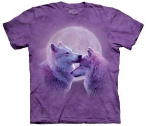 Kinder T-Shirt  Wolf Liebe
