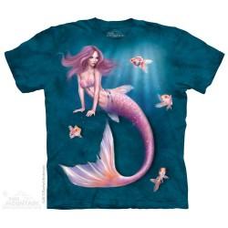 Kinder T-Shirt Meerjungfrau