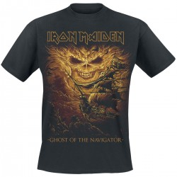 T-Shirt Iron Maiden Ghost of the