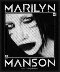 Aufnäher Marilyn Manson Villain