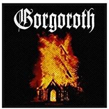 Aufnäher Gorgoroth