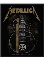 Aufnäher Metallica Guitar