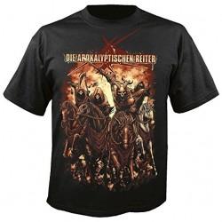 T-Shirt Die Apokalyptischen Reitermania
