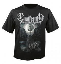 T-Shirt Ensiferum sword&runes
