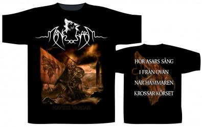T-Shirt Manegarm Havets Vargar