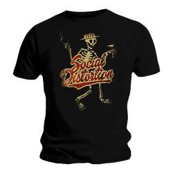 T-Shirt Social Distortion vintage 1979
