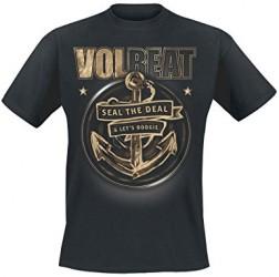 T-Shirt VOLBEAT Anchor