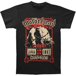 T-Shirt Motörhead Osaka Japan