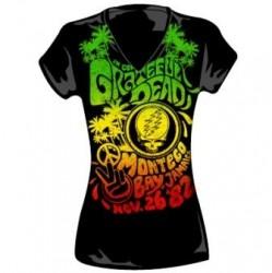 Girlie Shirt Gratefull Dead Jamaica