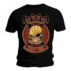 T-Shirt 5FDP 10 Years