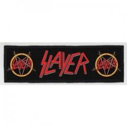 Aufnäher Slayer pentagramm