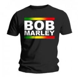 T-Shirt Bob Marley rasta