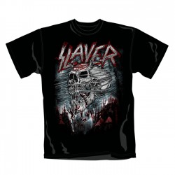 T-Shirt Slayer demon storm