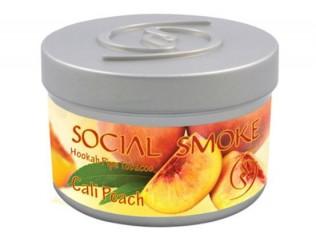 Social Smoke Cali Peach 100g