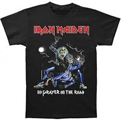 T-Shirt Iron Maiden no Prayer