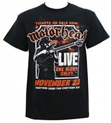 T-Shirt Motörhead Firepower