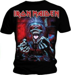 T-Shirt Iron Maiden A Real Dead