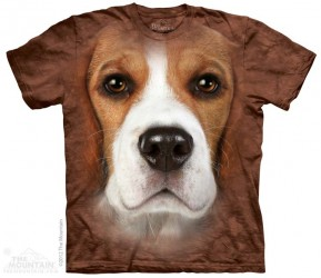 T-Shirt The Mountain Beagle