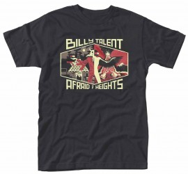 T-Shirt Billy Talent Afraid of