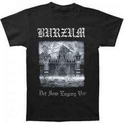 T-Shirt Burzum det som engang var