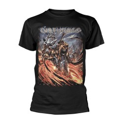 T-Shirt Disturbed the end