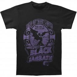 T-Shirt Black Sabbath Lord of
