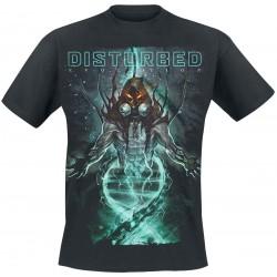 T-Shirt Disturbed Evolution