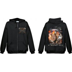 Hoody Zip Ensiferum Warrior