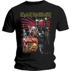 T-Shirt Iron Maiden...
