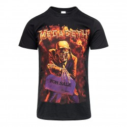 T-Shirt Megadeth for sale