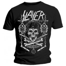 T-Shirt Slayer Skull & Bones