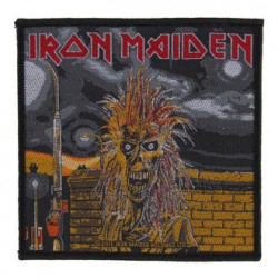 Aufnäher Iron Maiden First