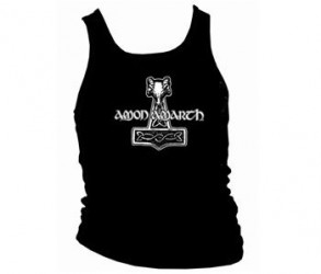 Girl Tank Top Amon Amarth viking bitch