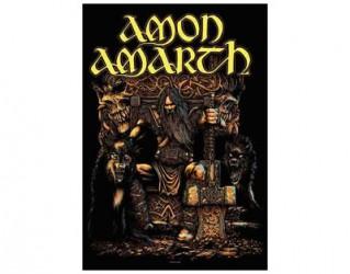 Textil Poster Amon Amarth thor