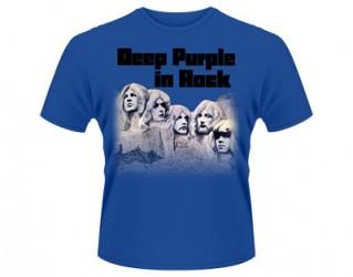 T-Shirt Deep Purple rock on
