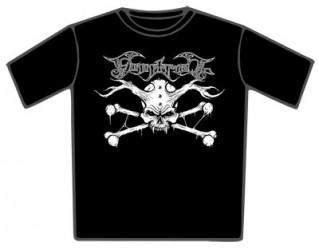 T-Shirt Finntroll crossbones