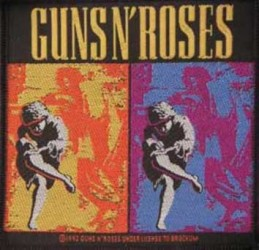 Aufnäher Guns N Roses illusion