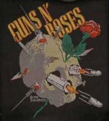 Aufnäher Guns N Roses skull