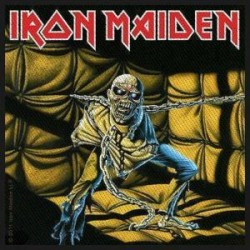 Aufnäher Iron Maiden piece of mind