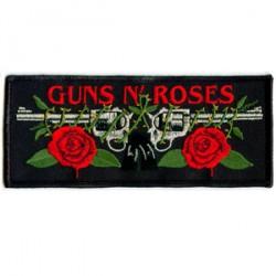 Aufnäher Guns N Roses 2 guns