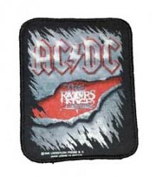 Aufnäher AC/DC razors