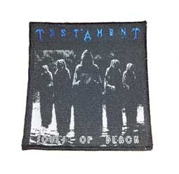Aufnäher Testament souls of